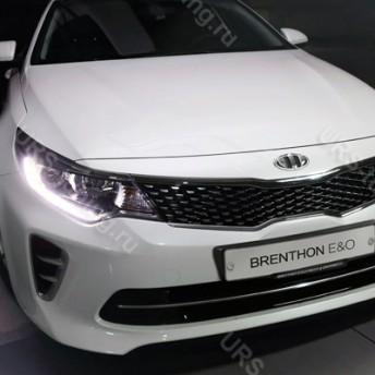 Набор эмблем Brenthon Optima 2016