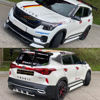 Обвес C-Factory Kia Seltos 2020+(SP2)